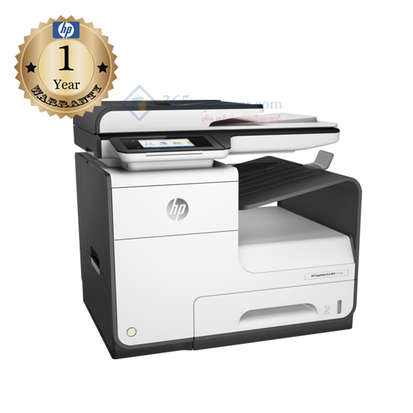 Hp PageWide Pro 477dw Multifunction Printer All