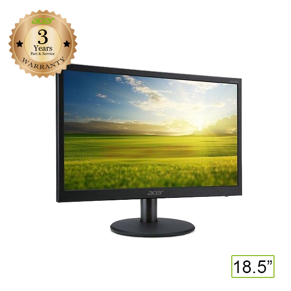 Acer Monitor EB192Qb 18.5-inches