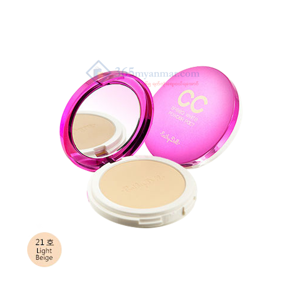 CC Powder Pact SPF 40 PA+++ 12g