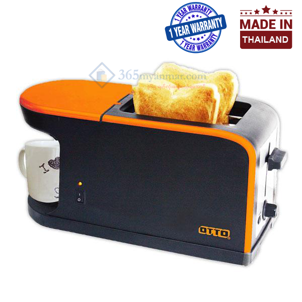 OTTO Toaster and Coffee Maker CM-020