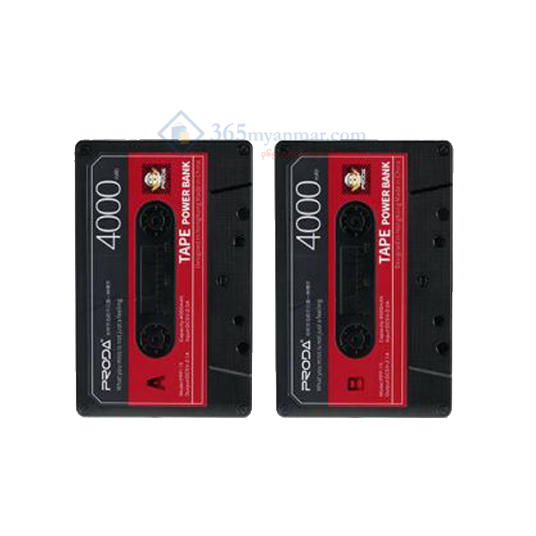 REMAX PPP-15 Tape Series 4000mAh PowerBank