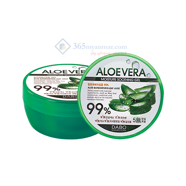Dabo Aloe Vera Soothing Gel (300 mL)