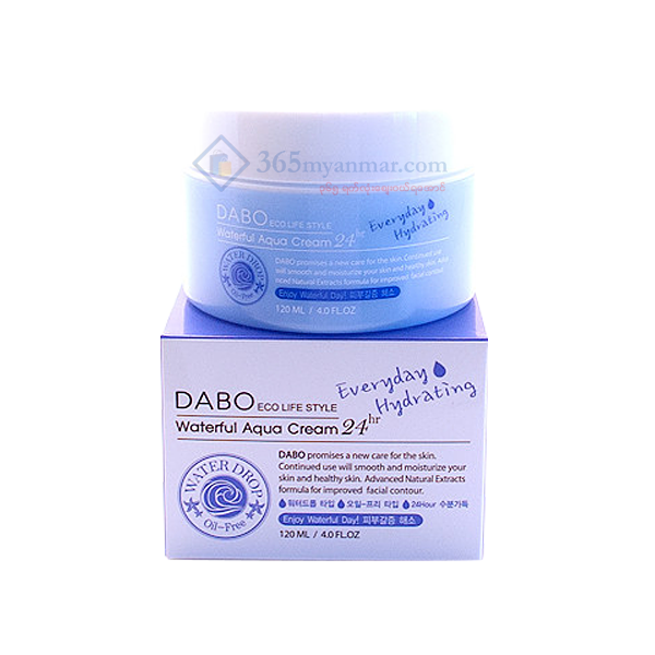 Dabo Water Aqua Cream (120 mL)