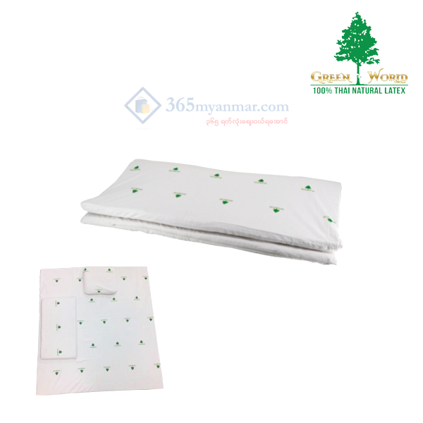 Green World Baby Mattress (Code - MBM)