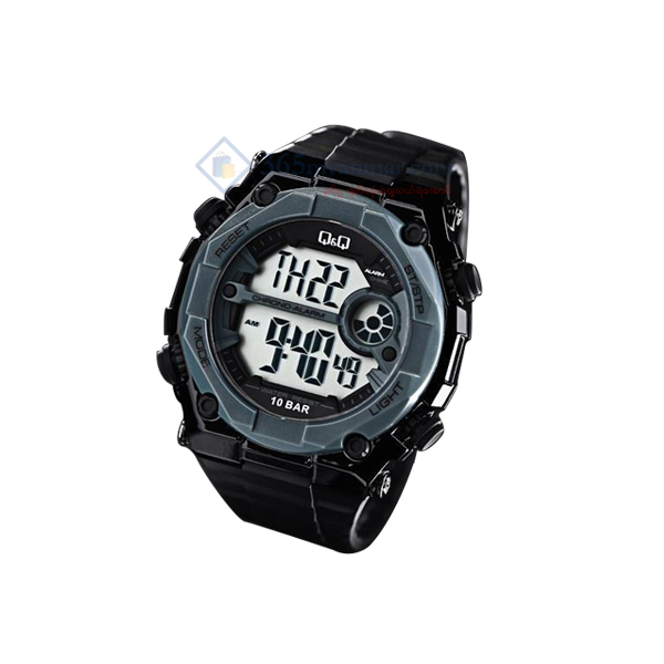 Men's Digital Q&Q Wrist Watch M127J003Y