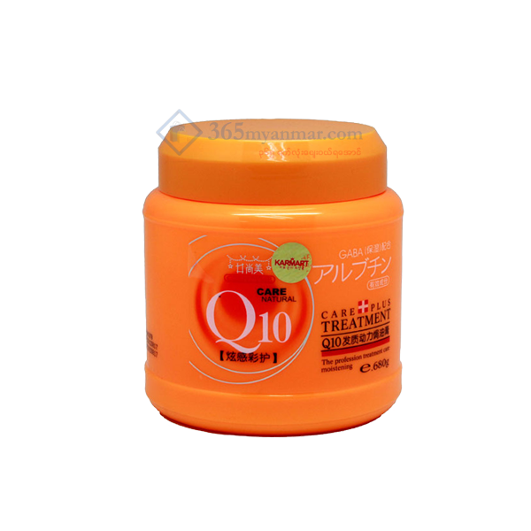 Hair Treatment Q10 680g Boya