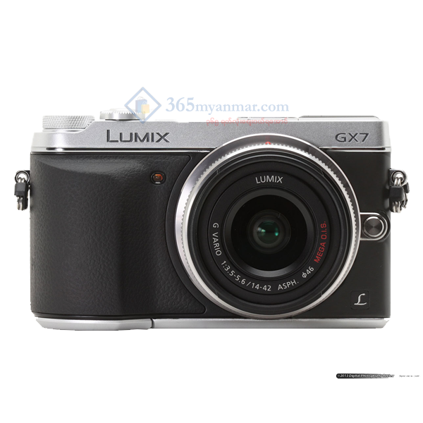 LUMIX Digital Single Lens Mirrorless Camera DMC-