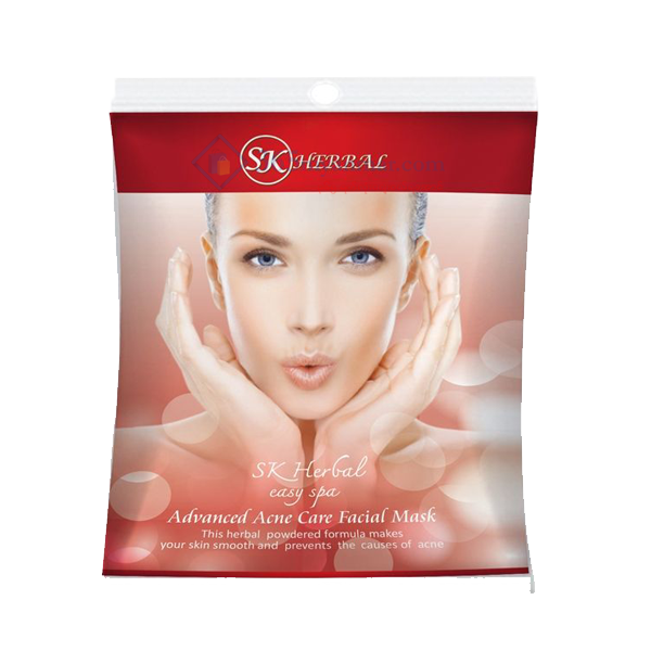 SK Herbal Advanced Acne Facial Care Mask (Powder