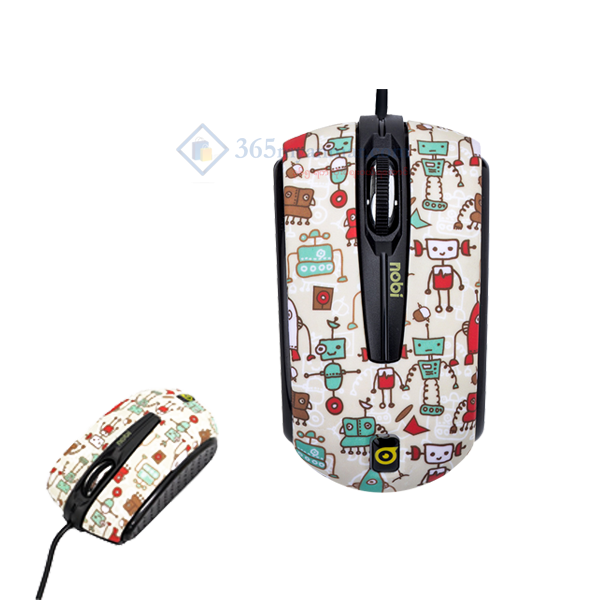 Nobi Mouse (Wired) NM-51-YE