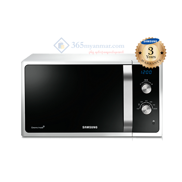Samsung Microwave Oven (MS23F301EAW/ST)