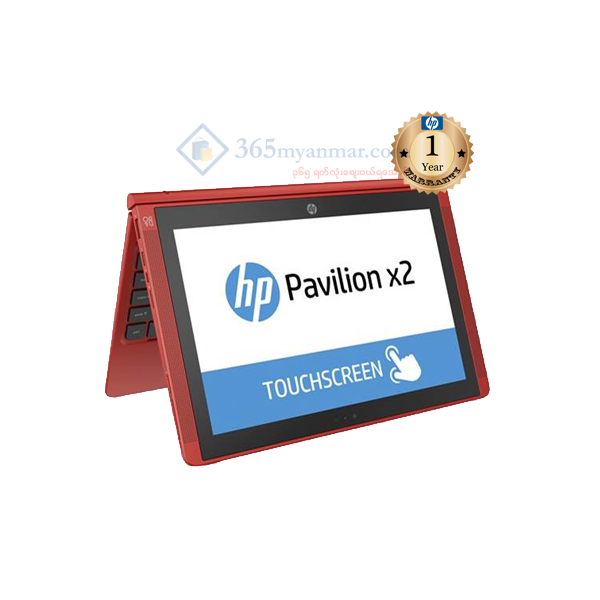 HP Pavilion X2 10-n117TU, Atom, Tablet (Red)