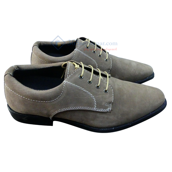 Mongo Men Leather Shoe (2220001)