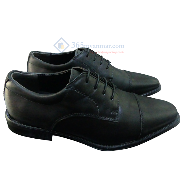 Mongo Men Leather Shoe (2220004)