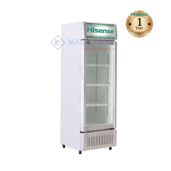 Hisense FL_37 FC4HS Glass Door Beverage Cooler