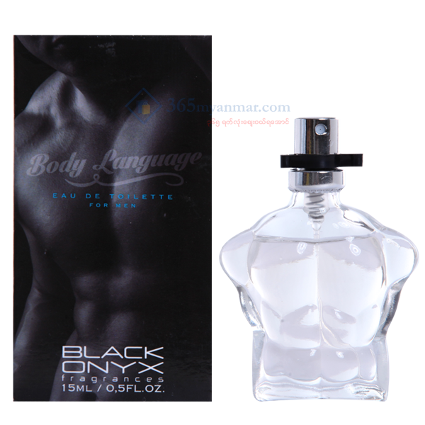 Black Onyx Body Language (Eau De Toilette) for M