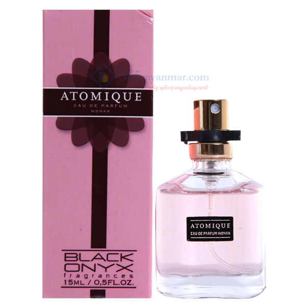 Black Onyx ATOMIQUE (Eau DE Perfume) for Woman (