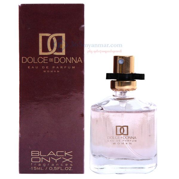 Black Onyx Dolce and Donna (Eau De Perfume) For
