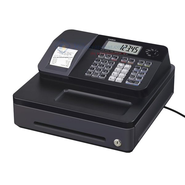 CASIO Cash Register SE-G1 (Black)