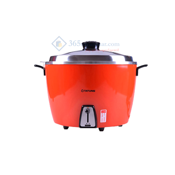 Tatung TAC-20S Rice Cooker (Red)