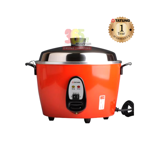 Tatung Rice Cooker TAC-6G (Red)