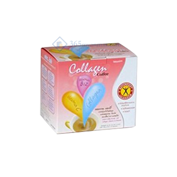 NatureGift Collagen Coffee (1 box)