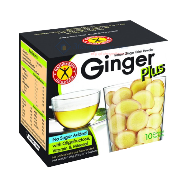 Nature Gift Ginger Tea (1 pk)