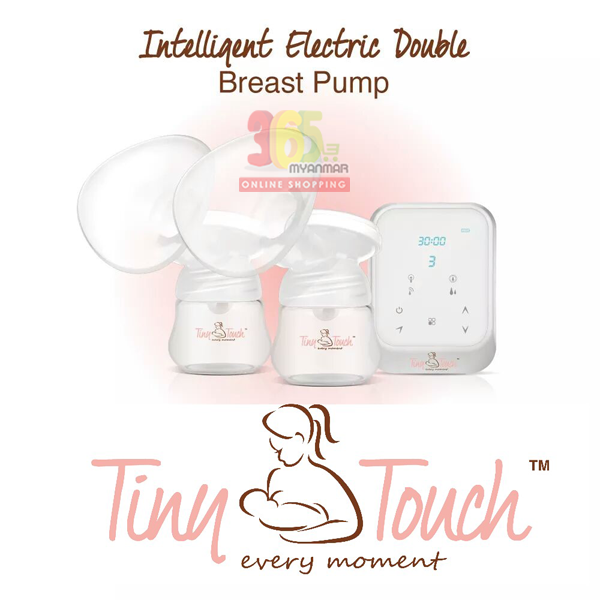 Tiny Touch Intelligent Electric Double Breast Pu