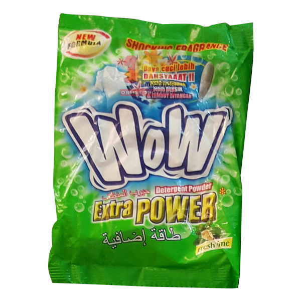 WoW Detergent Powder (12pcs)