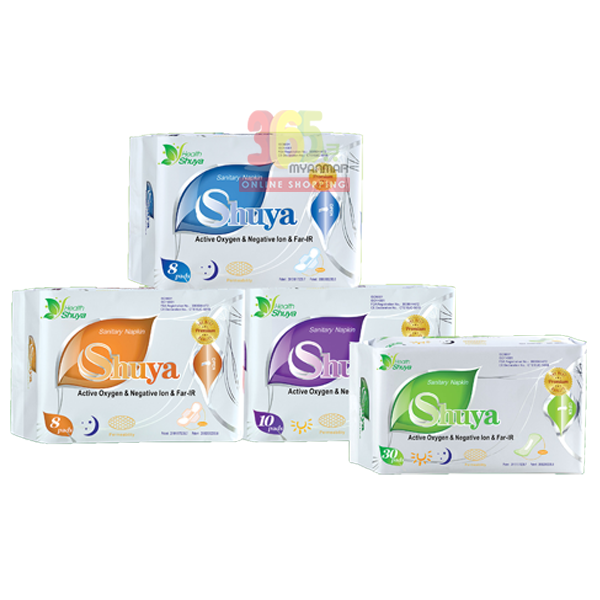 SHUYA Everyday Use (Panty Liner)