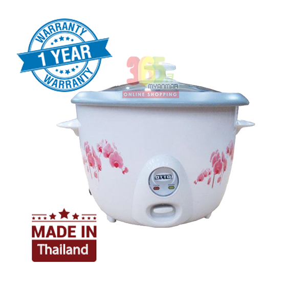 OTTO Electric Rice Cooker CR-018GT (ထမင္းေပါင္းအ