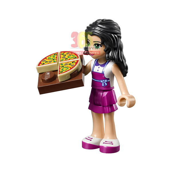 LEGO FRIENDS HEARTLAKE PIZZERIA BUILDING TOY 289