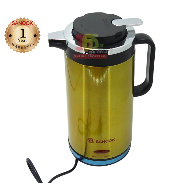 SANOOK Electric Kettle (GY-510)