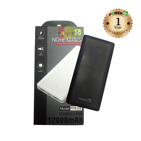 Power Plus Powerbank PPB12K (12000mAh)