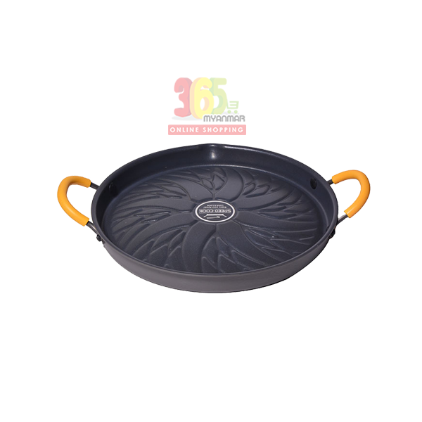 LOCK & LOCK COOKPLUS SPEED COOK FRYING PAN 2