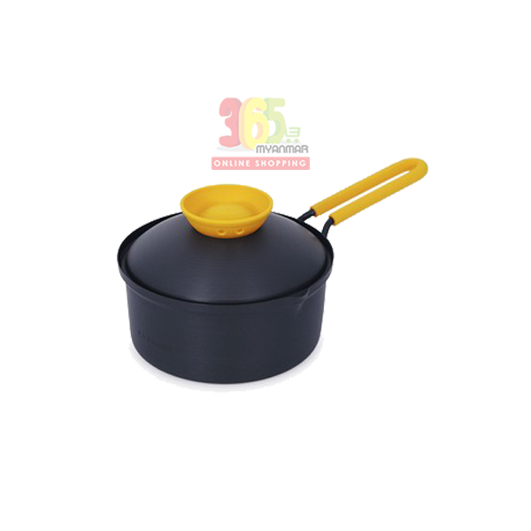 LOCK & LOCK COOKPLUS SPEED COOK SAUCE PAN 16