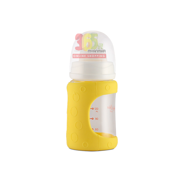 LOCK & LOCK HELLO BEBE FEEDING BOTTLE 120ML