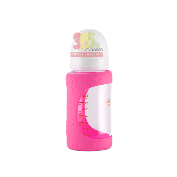LOCK & LOCK HELLO BEBE FEEDING BOTTLE 240ML