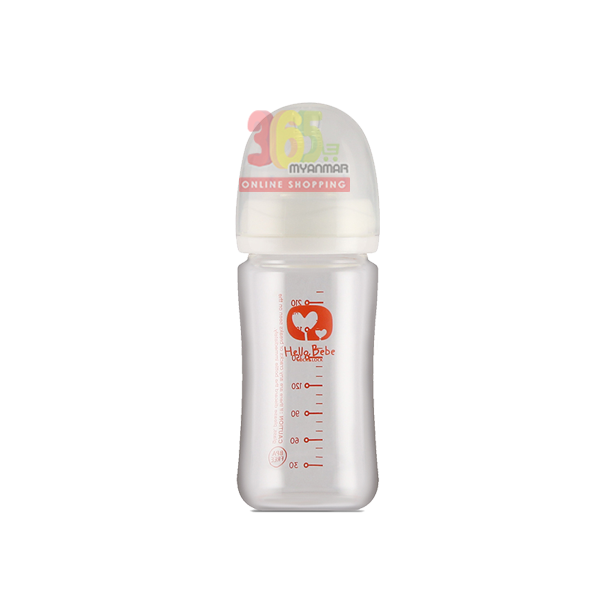 LOCK & LOCK HELLO BEBE FEEDING BOTTLE 220ML