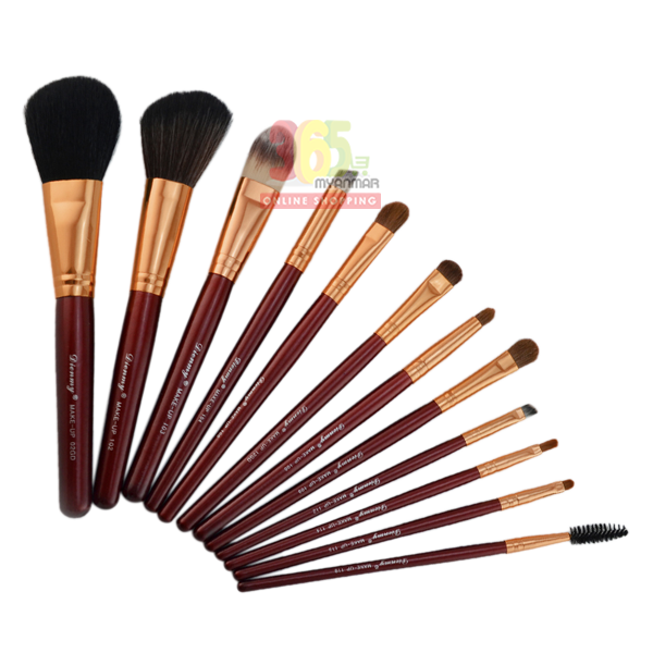 Wonder 9 Professional cosmetic tools, Make-up Br