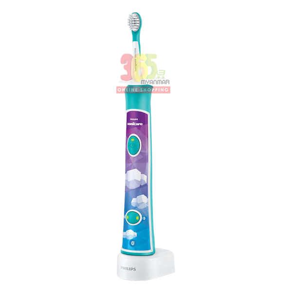 Philips Kid Electro Toothbrush, sky blue (HX 632