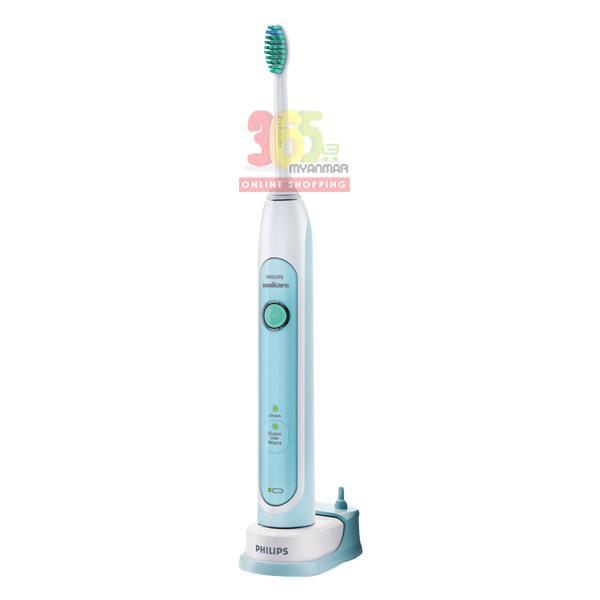 Philips Kid Electric Toothbrush, Green (HX6711/0