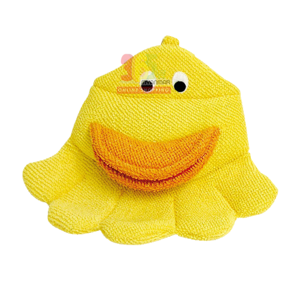 TITANIA BATH GLOVE DUCK (9201)