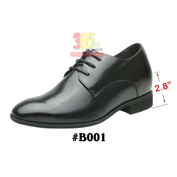 Genuine Italian Leather Smart Business Shoes (B0