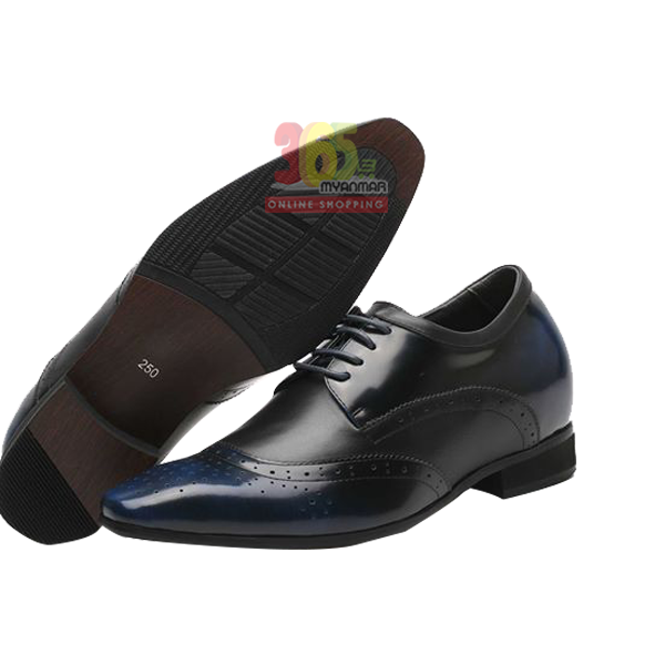 Genuine Italian Leather Business Shoes (B004) (B