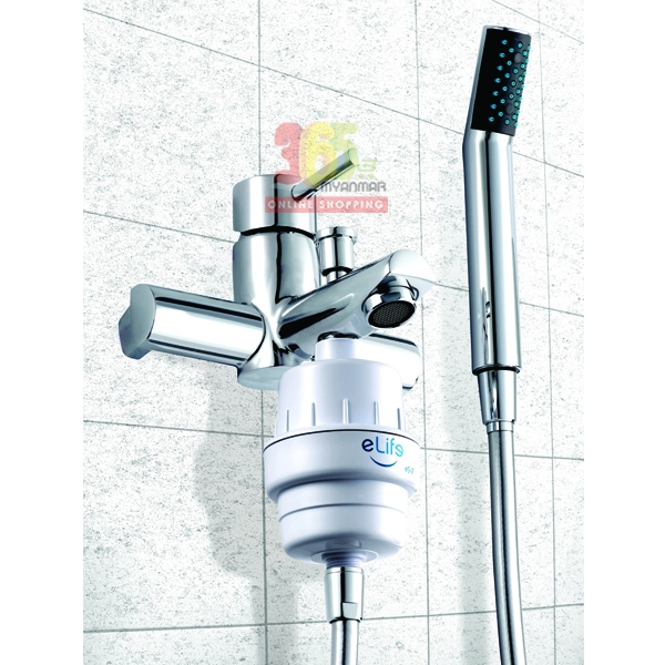 Elife Energy shower filter (es-7) (White)