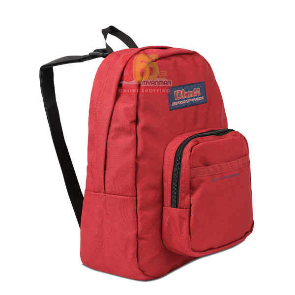 DBox Fashionated baby Backpack (RED) (OADB09A100