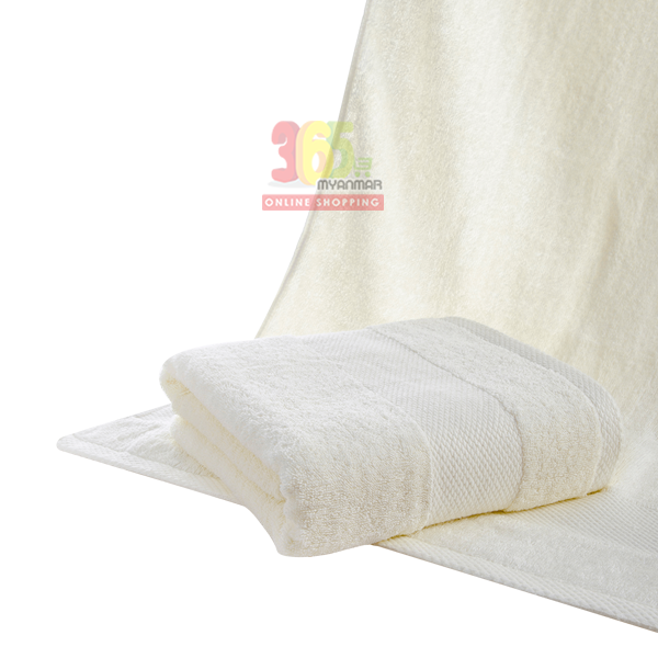 3 Color towel (70*140±2cm) (Yellow)