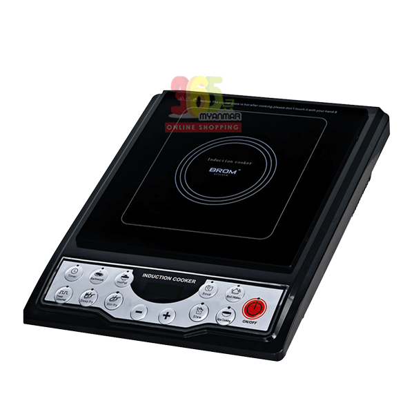 Induction Cooker 001 (HC-301) (237*237 mm)