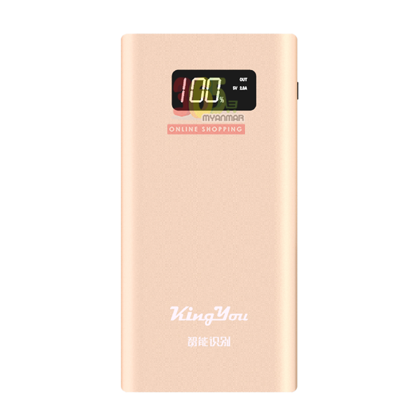 King you Power bank (KP-21) (Rose Gold)