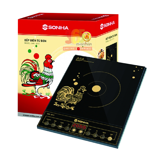 SONHA SINGLE INDUCTION COOKER (CHICKEN) (SHK-811